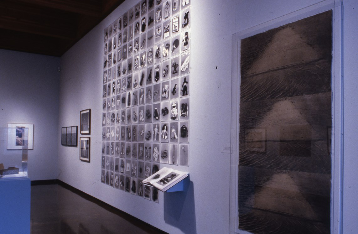 A view of the exhibition as it was installed at the museum